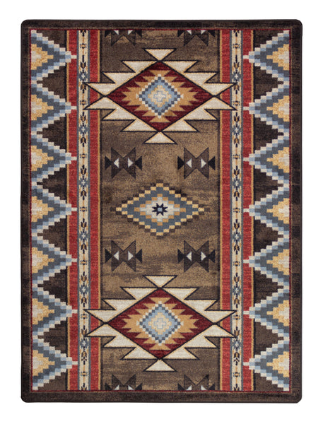 American Dakota Bow Strings Rug