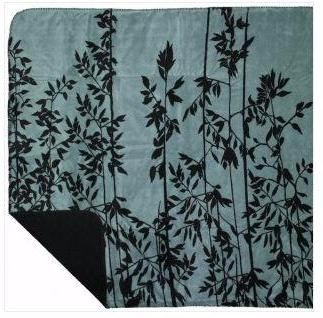 Denali Blankets Branches Against The Sky Throw Blanket Front