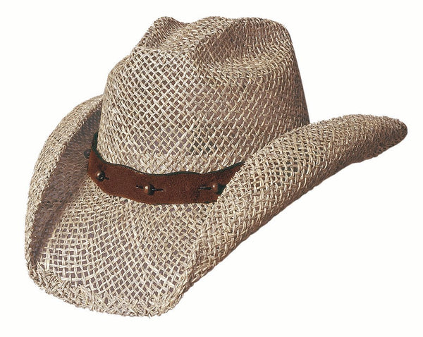 Bullhide Hats After Party Sea Grass #5000221