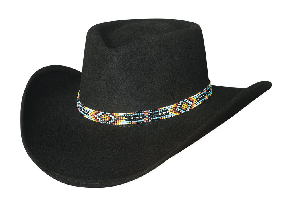 Bullhide Hats 0783BL Fashion Felt Taos