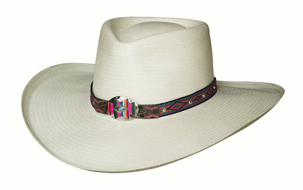 Bullhide Hats All The Best Natural Panama Front