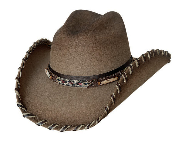 Bullhide Hats 06705 Fashion Felt Cheyenne