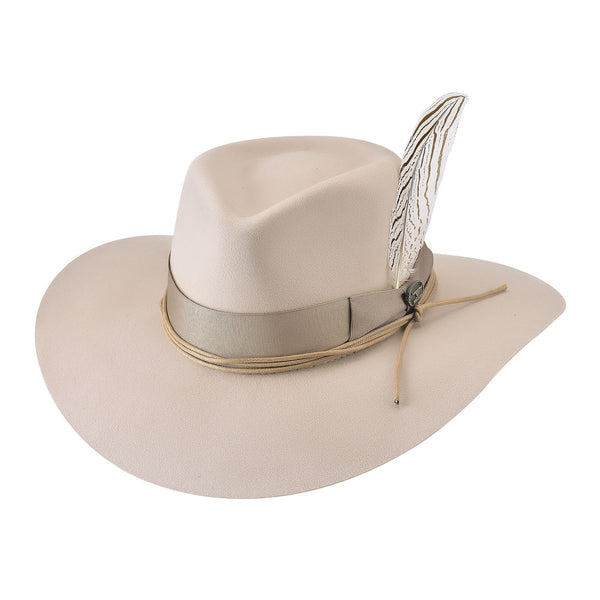 Bullhide Hats 08148BC Felt Couture Collection Good Vibes Buckskin