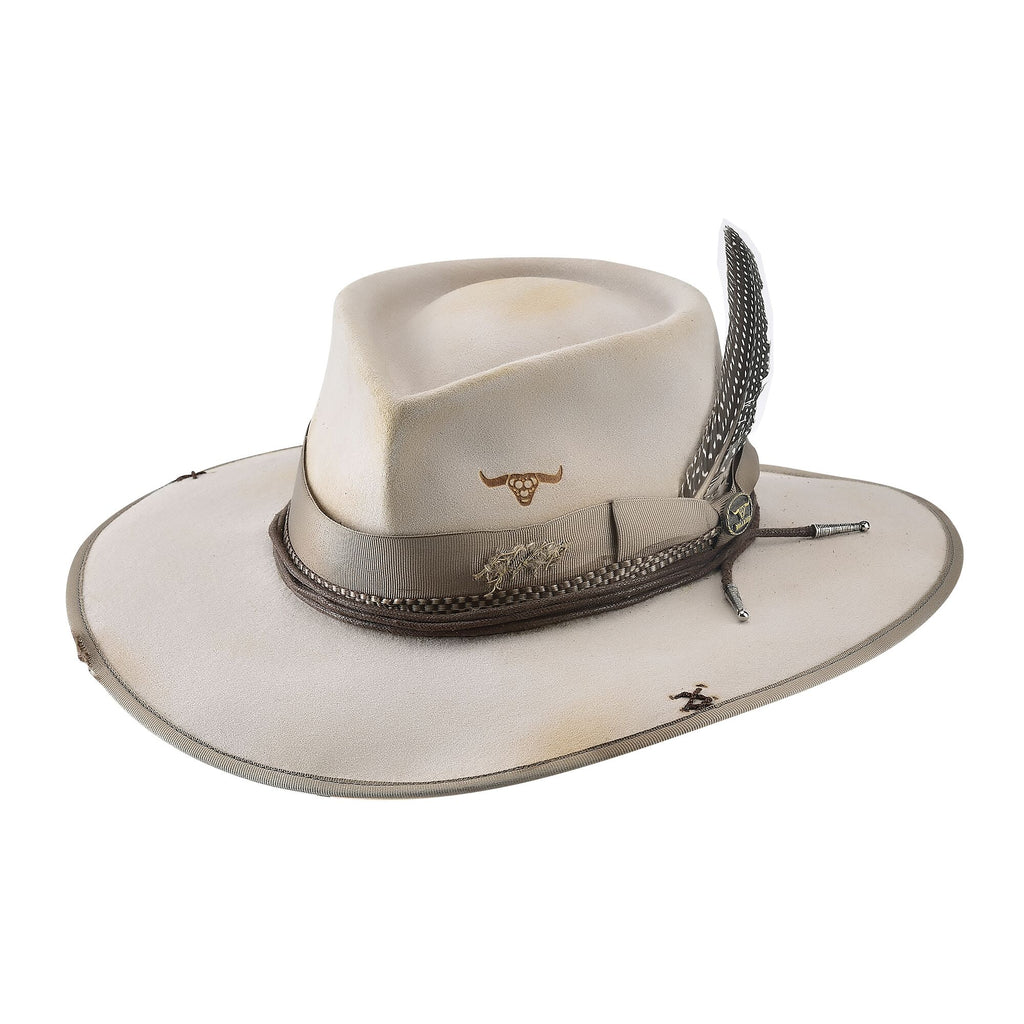 Bullhide Hats 0819SB Felt Couture Searing Desert Silverbelly