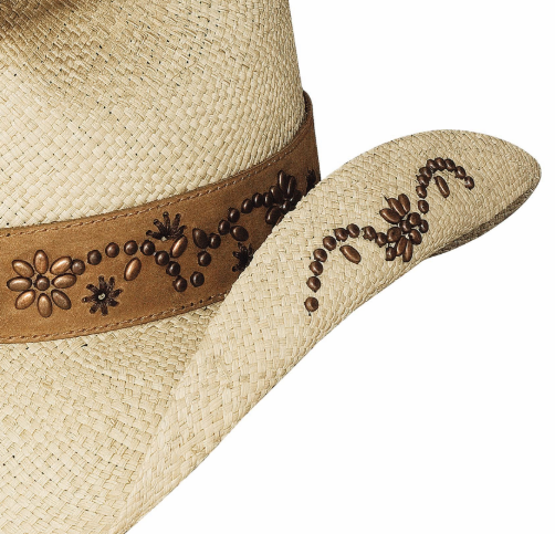 Bullhide Hats Geniune Panama More Than A Memory #5002434