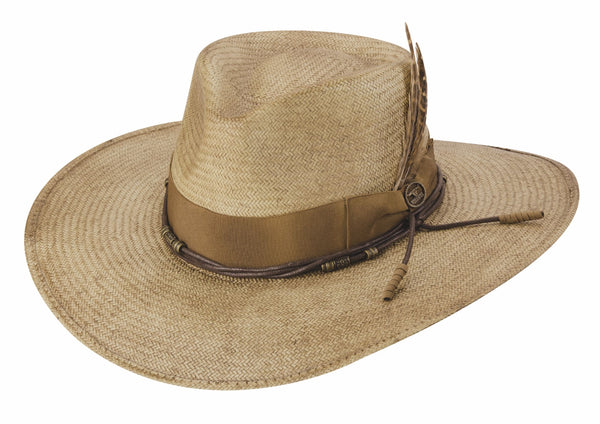 Bullhide Hats Race With Love Straw Front #5005038