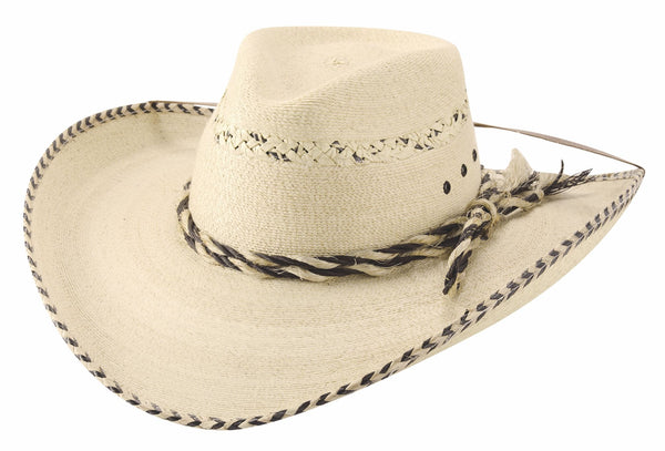 Bullhide Hats Palm Leaf Scottsdale #5005048