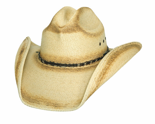 Bullhide Hats Palm Leaf Southfork Ranch #5002500