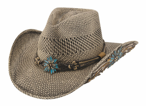 Bullhide Hats Spirit of the West Front #5005044