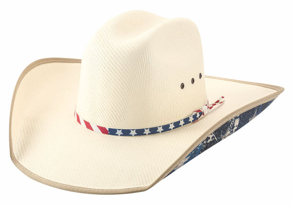 Bullhide Hats California Straw Wallace #5005047