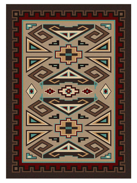 American Dakota Butte Rug