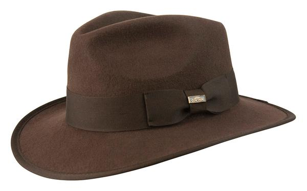 a30e0ef47e Vintage Inspired: Fedora Indy Crushable Hat
