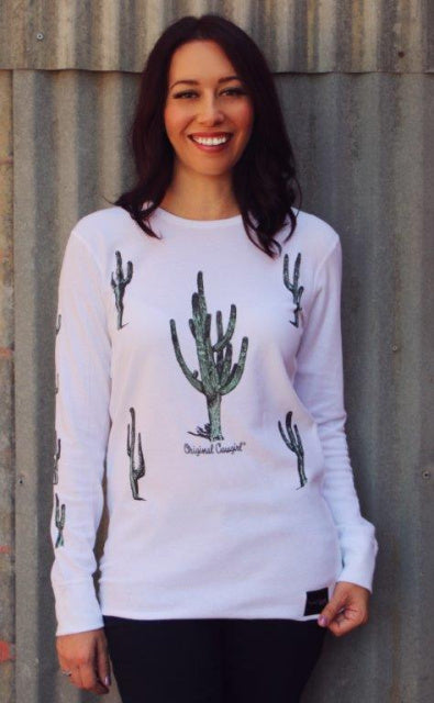 Original Cowgirl Clothing Thermal Sonora Cactus Unisex