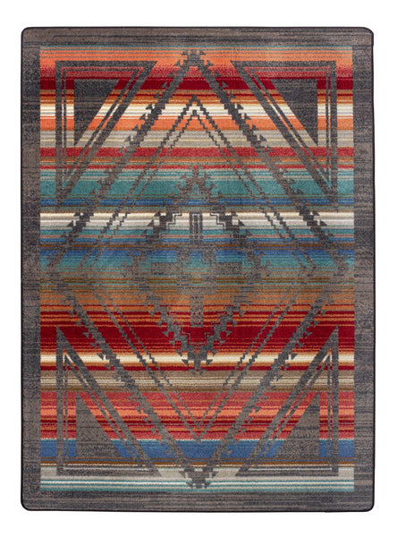 Rim Shot Rug Canyon Rectangle