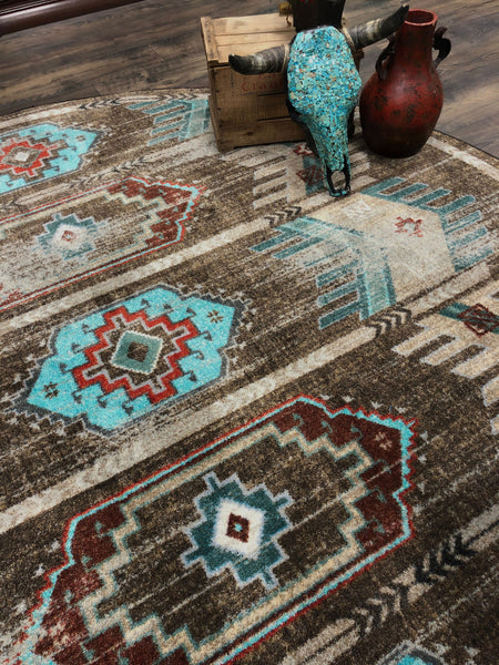 American Dakota Carlsbad Distressed Rug