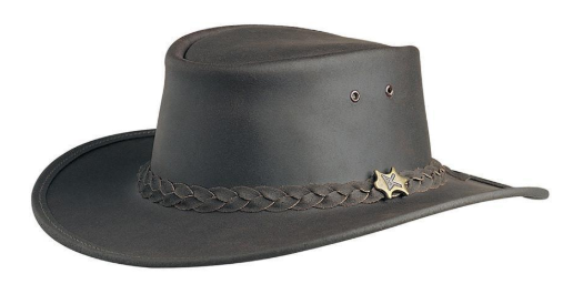 ... Conner Handmade Hat BC Bush Walker Oily Black 34bdef1aa24c