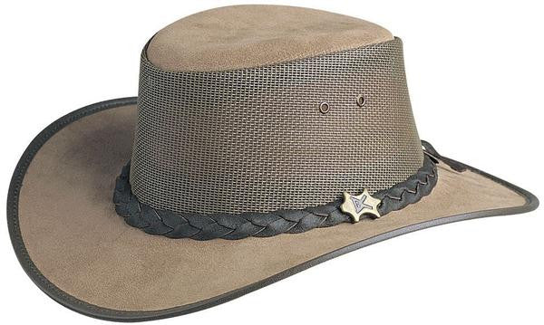 Conner Handmade Hats Western Cool As A Breeze Mesh Moose