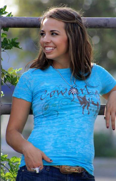 Original Cowgirl Clothing T-Shirt Cowgirl