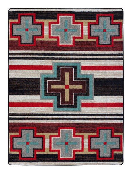 American Dakota Rug Cross Roads Rectangle