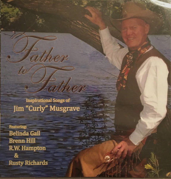 CD Father to Father by Curly Musgrave