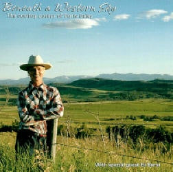 CD Beneath A Western Sky The Cowboy Poetry Of Doris Daley
