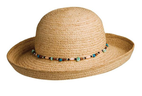 Conner Handmade Hats Beach and Resort Raffia Arizona Summer Wide Brim