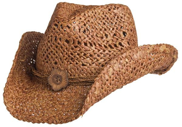 Conner Handmade Hats San Diego Maize Western Style Clay