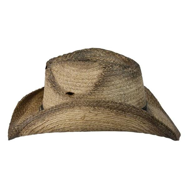 Conner Handmade Hats Cowboy Raffia Six Shooter