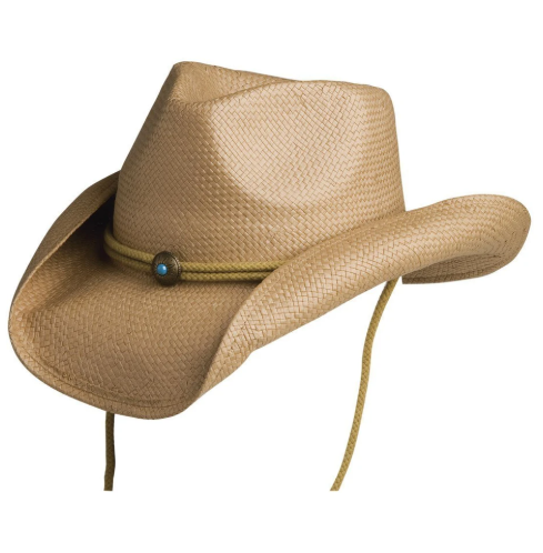 Conner Handmade Hats Raffia Fairhope Natural