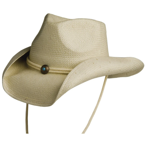 Conner Handmade Hats Raffia Fairhope Tan