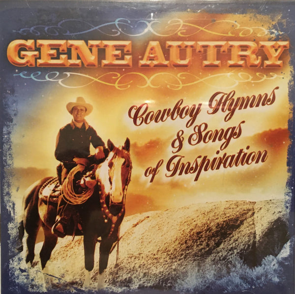 CD Gene Autry  Cowboy Hymns & Songs of Inspiration