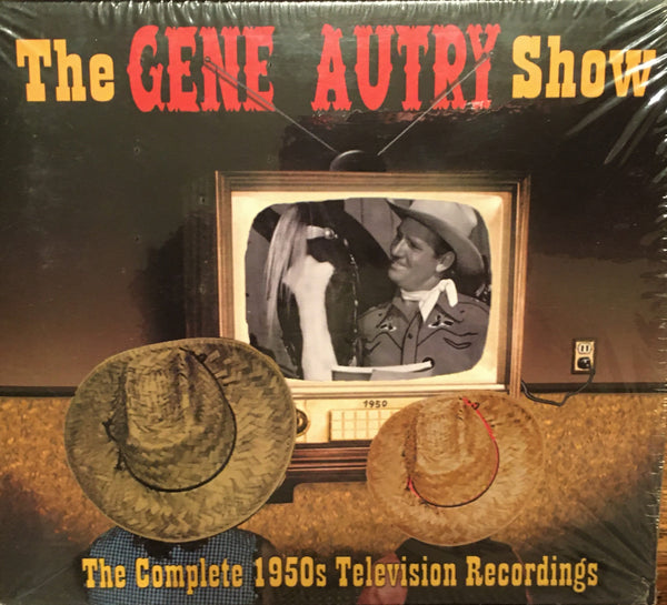 CD The Gene Autry Show The Complete 1950s Television Recordings