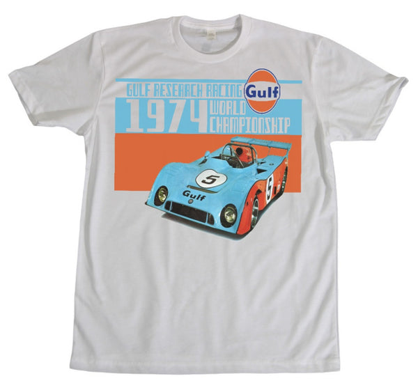 M&P Speed Shop Gulf 1974 World Championship #272039
