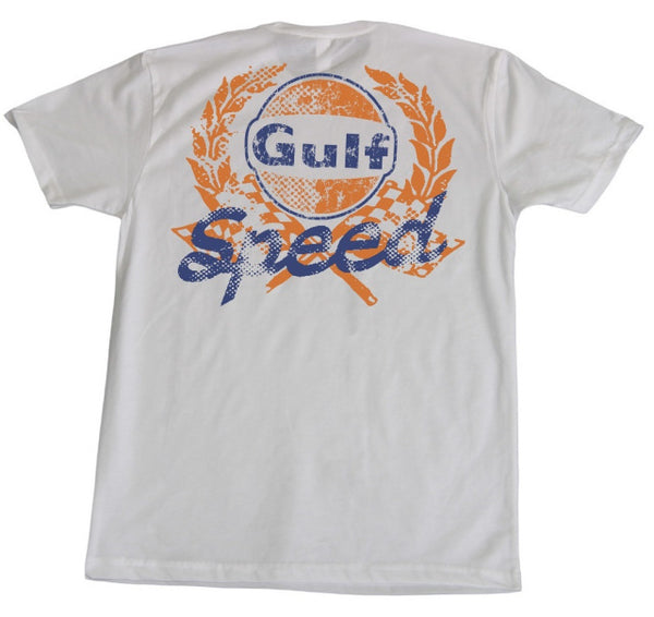 M&P Speed Shop T-Shirt Gulf Driver #272036