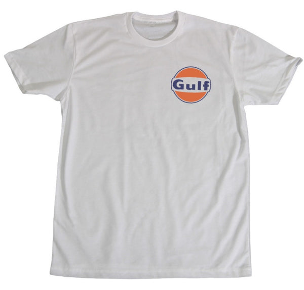 M&P Speed Shop T-Shirt Gulf Endurance Front