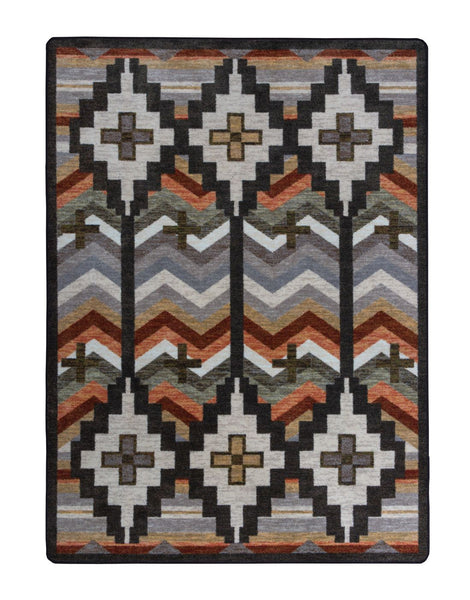 Trader Collection: Shake Your Shawl Harvest Area Rugs