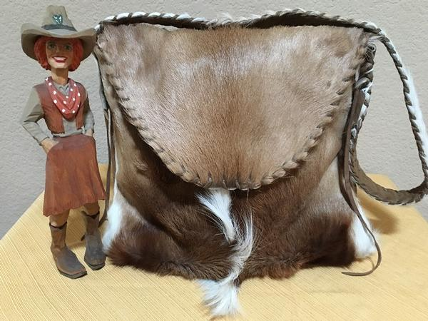 Springbok Shoulder Handbag Front