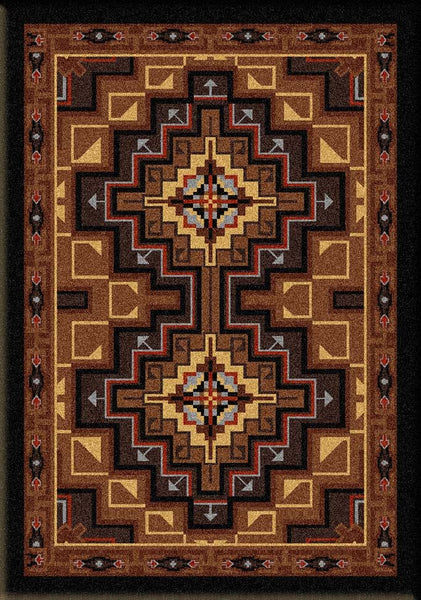 American Dakota High Rez Area Rug