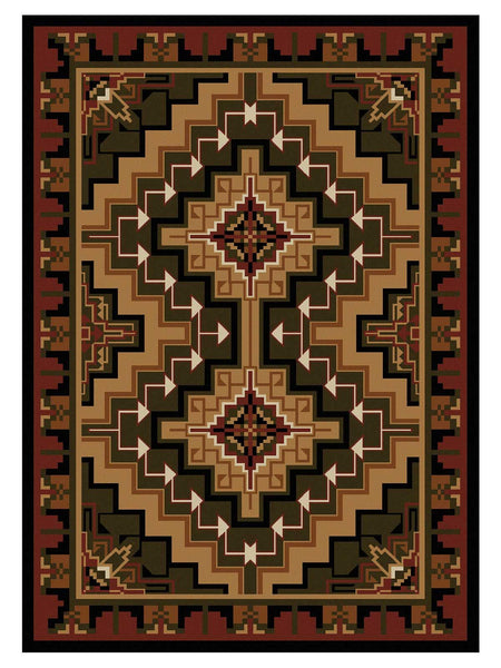 American Dakota Hill Country Rug