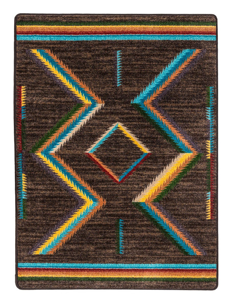 American Dakota High Glass Bright Rug