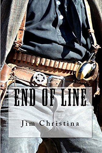 End of Line by Jim Christina. Cover.