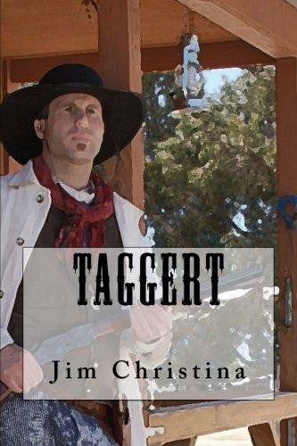 Taggert by Jim Christina Book Cover