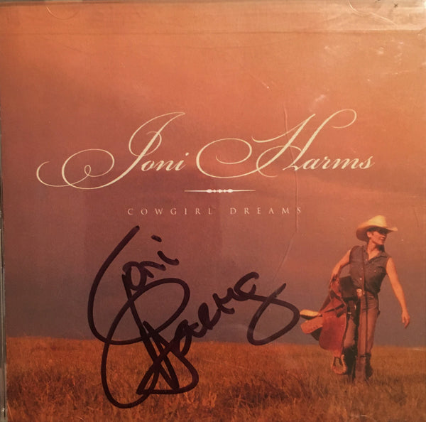 CD Cowgirl Dreams by Joni Harms