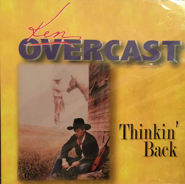 CD Thinkin' Back by Ken Overcast