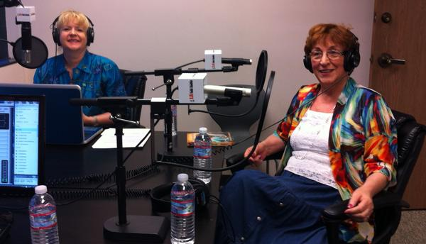 Author Margaret Brownley on The Writer's Block Radio Show
