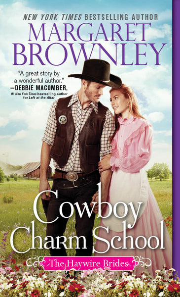 BK Margaret Brownley: Cowboy Charm School