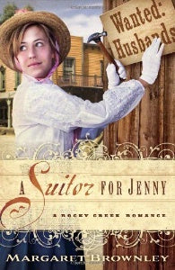 A Suitor for Jenny by Margaret Brownley