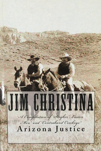 Arizona Justice by Jim Christina Book Cover
