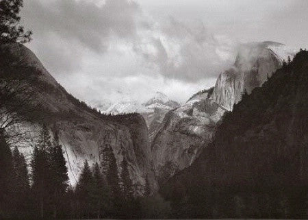 In The Lens Photography: Yosemite Valley, CA, B&W