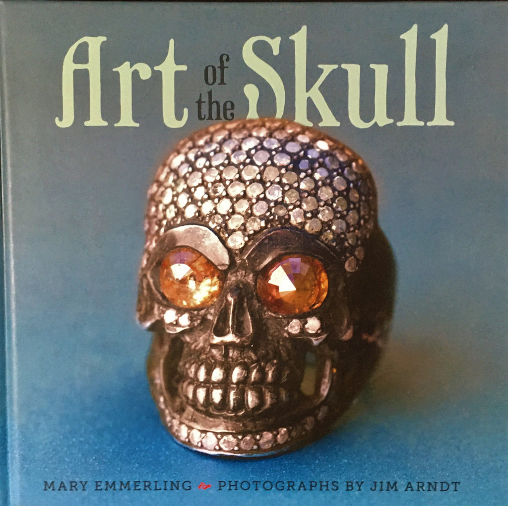 Art Of The Skull by Mary Emmerling Book Cover
